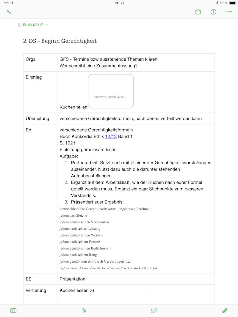 Digital Workflow: digitale Unterrichtsvorbereitung seit 2012 | Frau ...